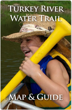Turkey River Water Trail Map & Guide